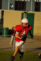 Sr. Red Devil vs. Raiders 10.18.09