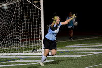 BBHS Girls varsity Soccer v Campbell County District Final 10.12.2016